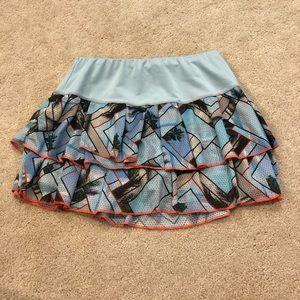 Blue Tennis Skirt 🎾